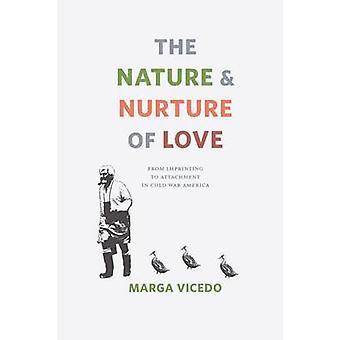 A natureza e Nurture de amor - de Imprinting para fixação no frio