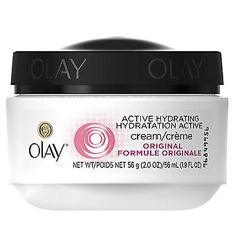 Olay active hydrating cream, 2 oz