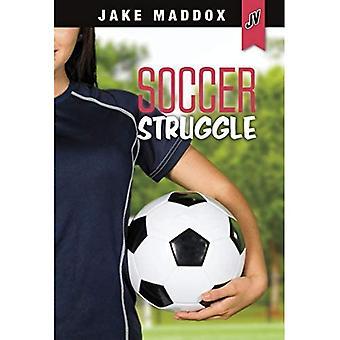 Jalkapallo taistelu (Jake Maddox Jv tytöt)