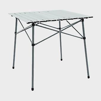 New Hi-Gear Elite Single Camping Table Silver