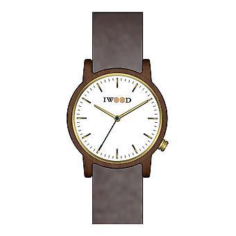 Iwood Real Wood Men's Watch IW18444003