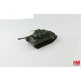 HobbyMaster HG3706 1:72 US M46 PAtton Medium Tank - 7th Infantry Div 31st Rgt 1951