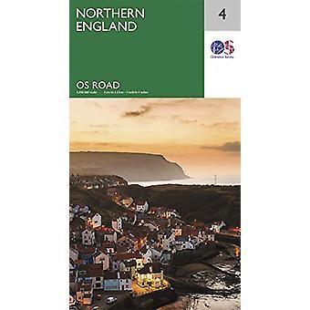 Northern England - 9780319263761 Book
