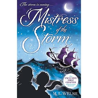 Mistress of the Storm by Melanie Welsh - 9780552573405 Book