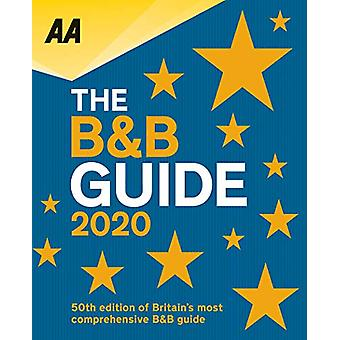 AA B&B Guide 2020 - 9780749581916 Book