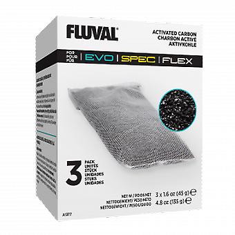 Fluval Carbon for Flex and Spec Aquariums