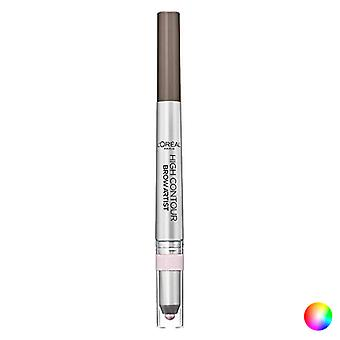 Eyebrow Pencil High Contous L'Oreal Make Up/103-warm blonde