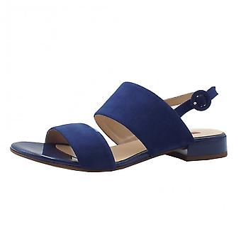Högl 9-10 1112 Merry Chic Sandals In Navy Suede