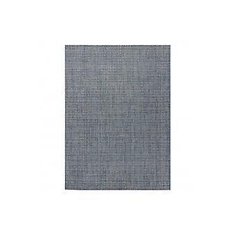 Rug SISAL FORT 36299955 blue plain color