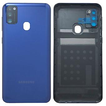 Samsung Battery Cap Battery Lid Battery Cover for Galaxy M21 M215F Blue / Midnight Blue New