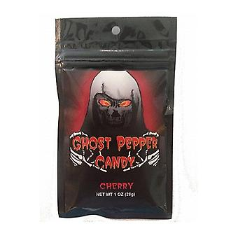Flamethrower Cherry Ghost Pepper Hard Candy