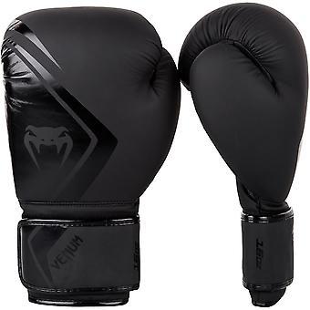 Venum Contender 2.0 Boxing Gloves Black/Black