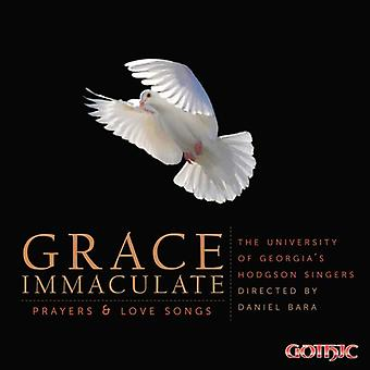 Arnesen / Godden / Neal / Bara - Grace Immaculate: Prayers & Love Songs [CD] USA import