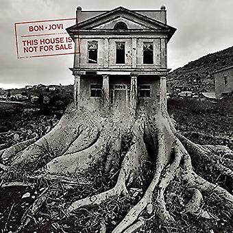 Bon Jovi - This House Is Not for Sale [CD] USA import