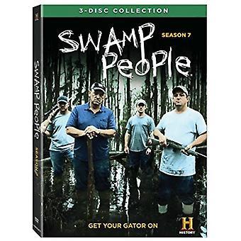 As pessoas pântano: Season 7 importação EUA [DVD]