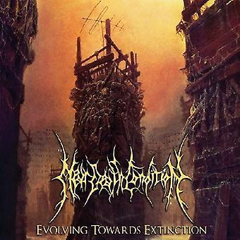 Near Death Condition - Evolving Towards Extinction [CD] USA import