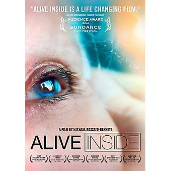 Alive Inside [DVD] USA import