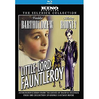 Little Lord Fauntleroy [Blu-ray] USA import