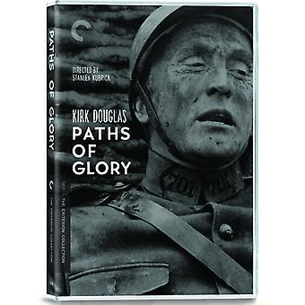 Paths of Glory [DVD] USA import