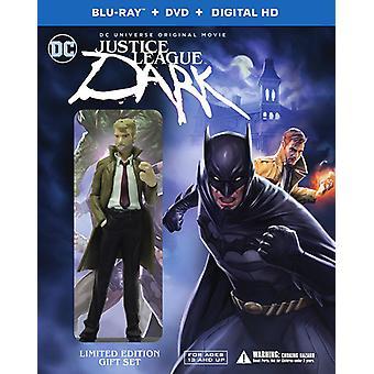 Importación de Estados Unidos Justicia Liga oscuro [Blu-ray]
