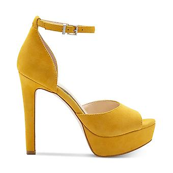 Jessica Simpson Womens BEEYA Peep Toe Special Occasion Ankle Strap Sandals