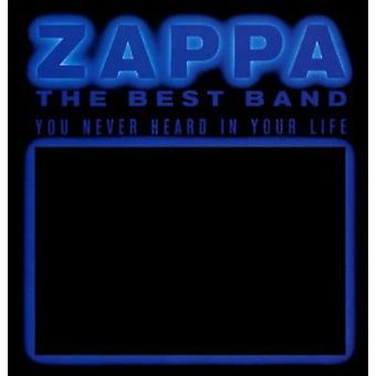 Frank Zappa - Best Band You Never Heard in Your Life [CD] USA import