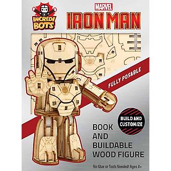 IncrediBuilds IncrediBots Marvel Iron Man by Insight Editions