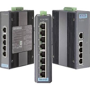 Advantech EKI-2525-vara switch LAN No. utgångar: 5 x 12 V DC, 24 V DC, 48 V DC