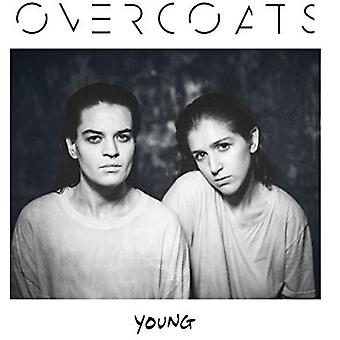 Overcoats - Young [CD] USA import