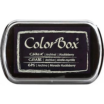 Clearsnap ColorBox Chalk Ink Full Size Huckleberry