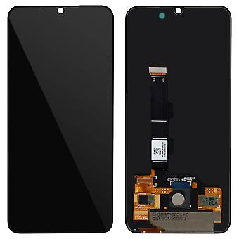 Complete block for Xiaomi Mi 9 SE: LCD display + Original Touch screen- Black
