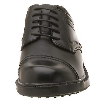 Deer Stags Men's Telegraph S.U.P.R.O. Sock Leather Cap Toe Dress Casual Comfo...