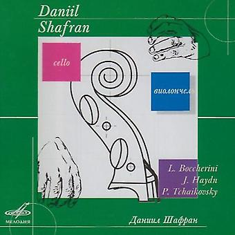 Boccherini / Haydn / Tchaikovsky - Daniil Shafran Vol. 5 [CD] USA import