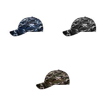 Myrtle Beach 6 Panel Camouflage Cap