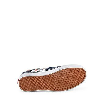 Vans - Shoes - Sneakers - CLASSIC SLIP ON_VN0A4U38WO21 - Unisex - steelblue,white - US 7.5