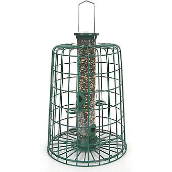 CJ Wildlife Guardian Seed Feeder - Pack Green - Medium
