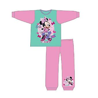 Minnie Mouse Girls Pyjama Set
