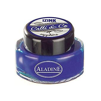 Aladine Calli & Co Blekk Safir 15 ml