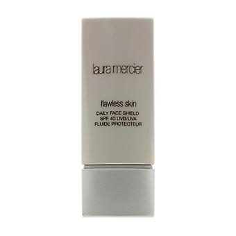 לורה מרסייה ללא רבב עור מגן פנים יומי SPF 40 UVB/ UVA 30ml/1oz