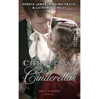 Christmas Cinderellas by James & SophiaHeath & VirginiaTinley & Catherine