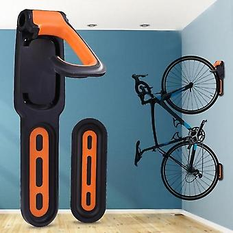 Skidproof And Scrape-proof - Practical Mountain Bicycle Wall Mounted Storage