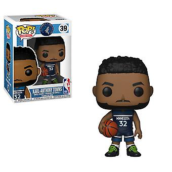 Timberwolves - Karl-Anthony Towns USA import
