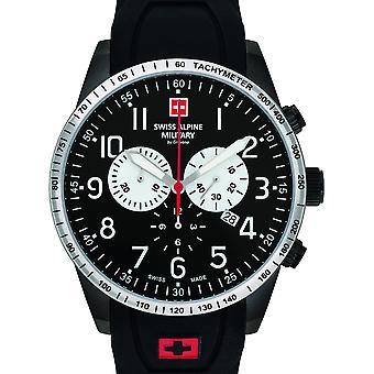 Mens Watch Swiss Military 7082.9877, Quartz, 45mm, 10ATM