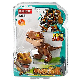 Tyrannosaurus Carnotaurus Raptor Deformation Mecha Dinosaur,'s Educational