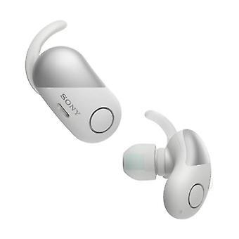 Auriculares Bluetooth para oídos Sony WFSP700N TWS White