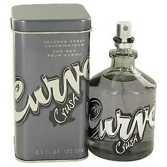 Curve Crush By Liz Claiborne Eau De Cologne Spray 4.2 Oz (men) V728-415791