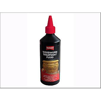 Rentokil Woodworm Treatment Fluid 500ml PWT50