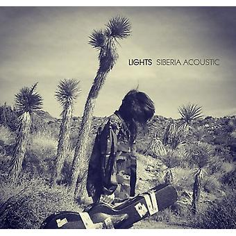Lights - Siberia Acoustic [Vinyl] USA import