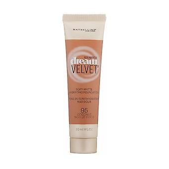 Maybelline Dream Velvet Soft Matte Foundation - Kookos 95