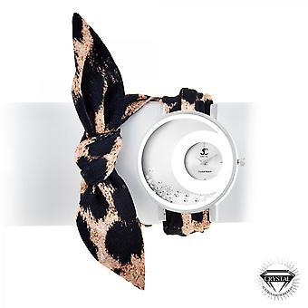 Naisten kello niin charmi B2049-MF311-BLANC